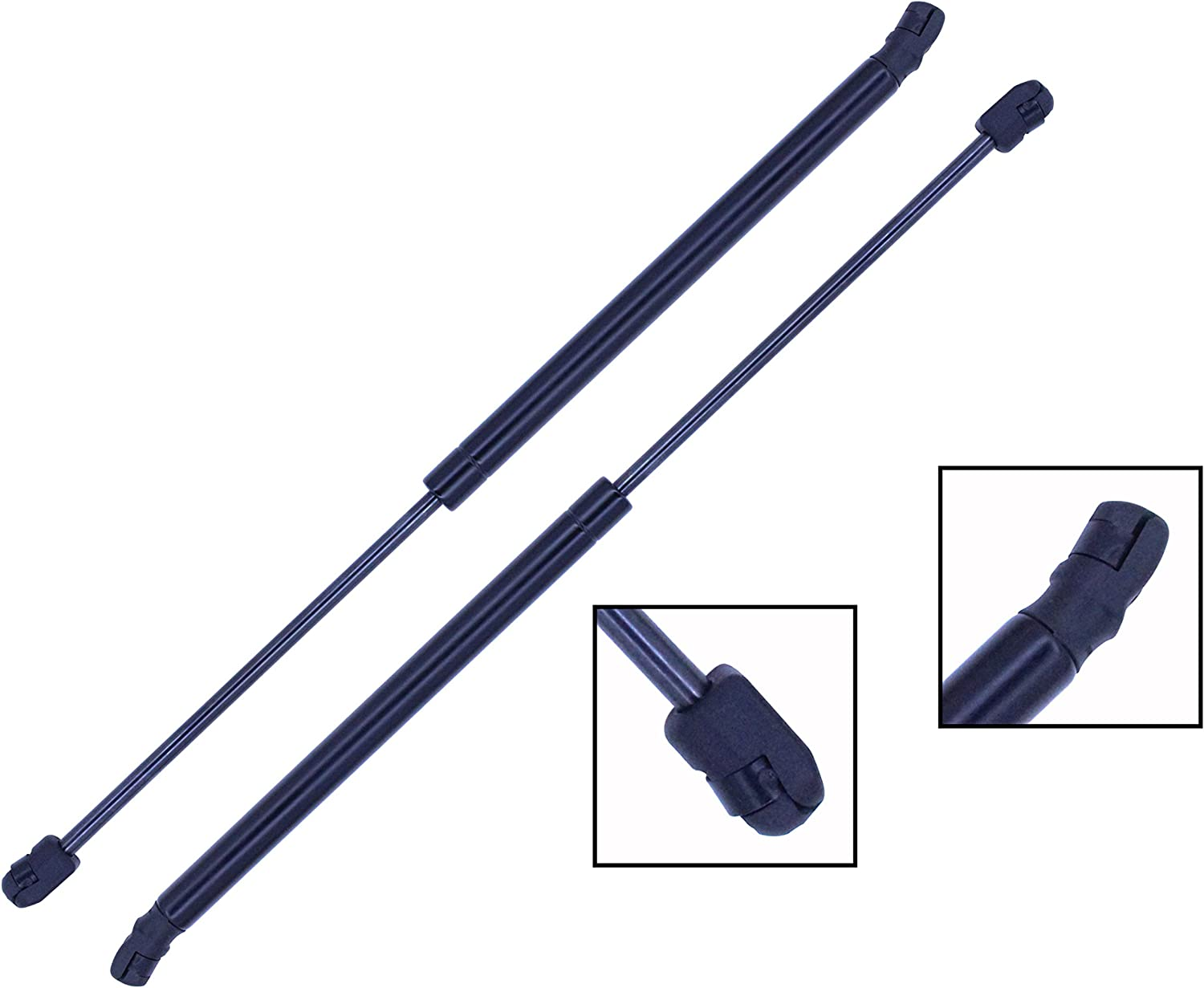 SET Liftgate Lift Supports 2008 To 2011 Dodge Grand Caravan // 2008 To 2011 Chrysler Town /& Country Fits Powered Liftgate Models 2 Pieces