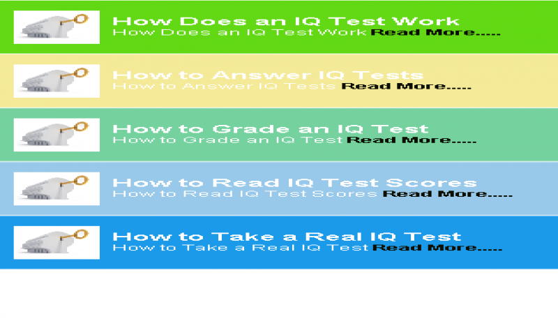 Amazon com: IQ Test: Appstore for Android