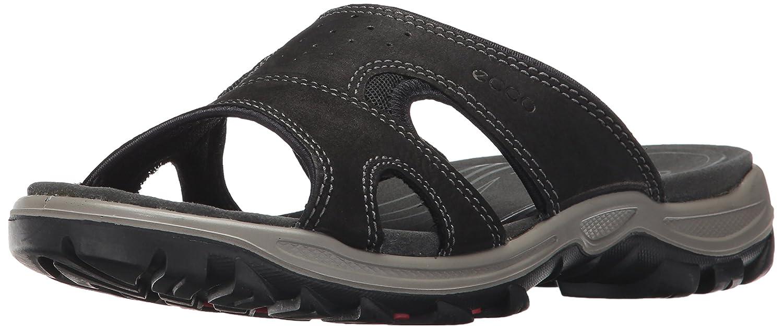 ECCO Women's Offroad Lite Slide Sandal B01M68L66U 41 EU / 10-10.5 US|Black/Black