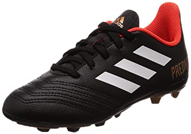 adidas Boys Predator US6 Black
