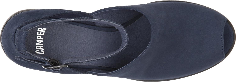 CAMPER Anouk, Damen Damen Damen Schnürhalbschuhe Blau 8aabe6