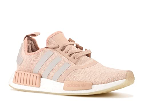 timeless design ad9cb a8691 Adidas Women's NMD Sneaker Ash Pearl/Chalk Pearl/White/Pink (8.5 ...