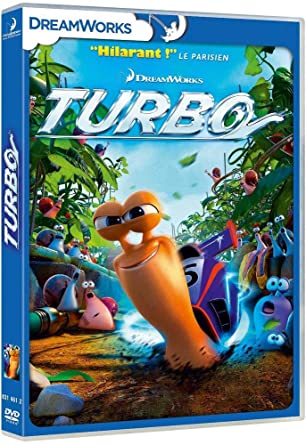 Turbo [Francia] [DVD]