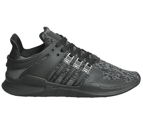 Amazon.com | adidas EQT Support ADV Mens Sneakers Black | Fashion Sneakers