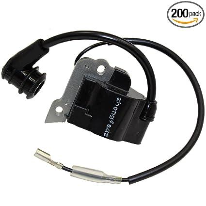 Honda Small Engines >> Amazon Com Ignition Coil Fit Honda Small Engines Gx25 Gx25t