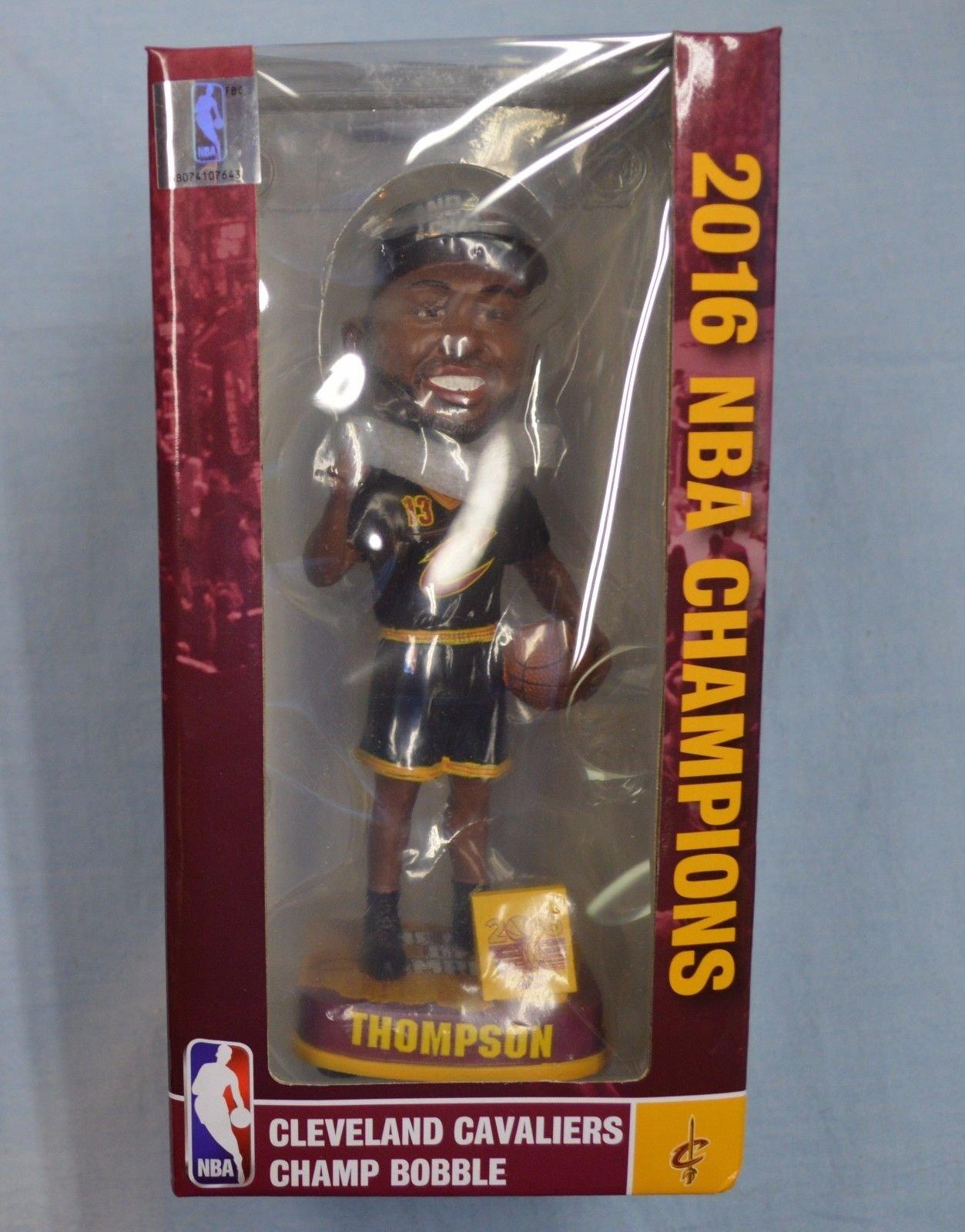 FOCO Cleveland Cavaliers Thompson T. #13 Exclusive 2016 NBA Champions Bobble
