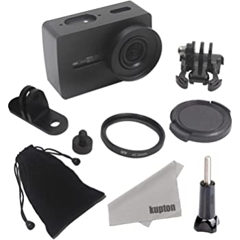 Amazon Com Yi 4k Action Camera Protective Lens Leather