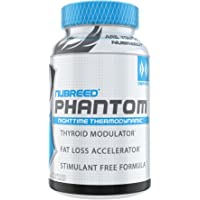 Nubreed Nutrition - Phantom Night Time Thermodynamic - 90 Capsules by Nubreed Nutrition