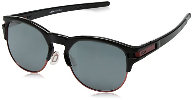 50485aa17c Amazon.com  Oakley Men s Latch Key L Sunglasses
