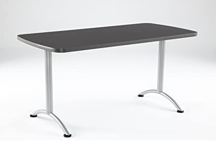 Iceberg ICE ARC Foot Rectangular Conference Table X - 5 foot conference table