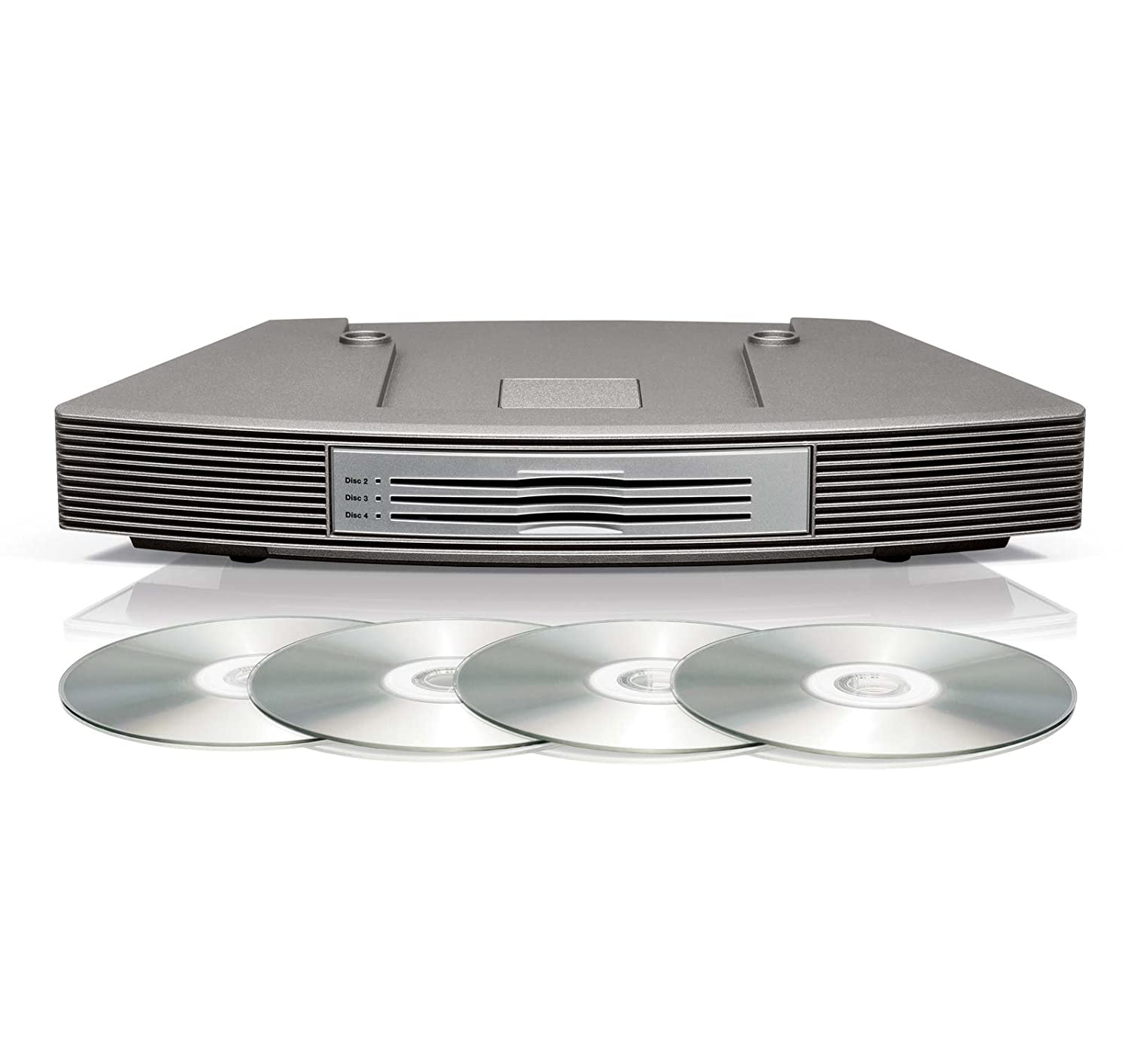 Bose Wave Multi-CD Changer, Titanium Silver (for Wave music system III)