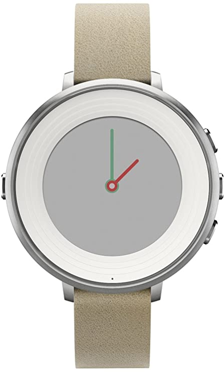 Pebble Time Round: Best Smartwatch For Minimal Design