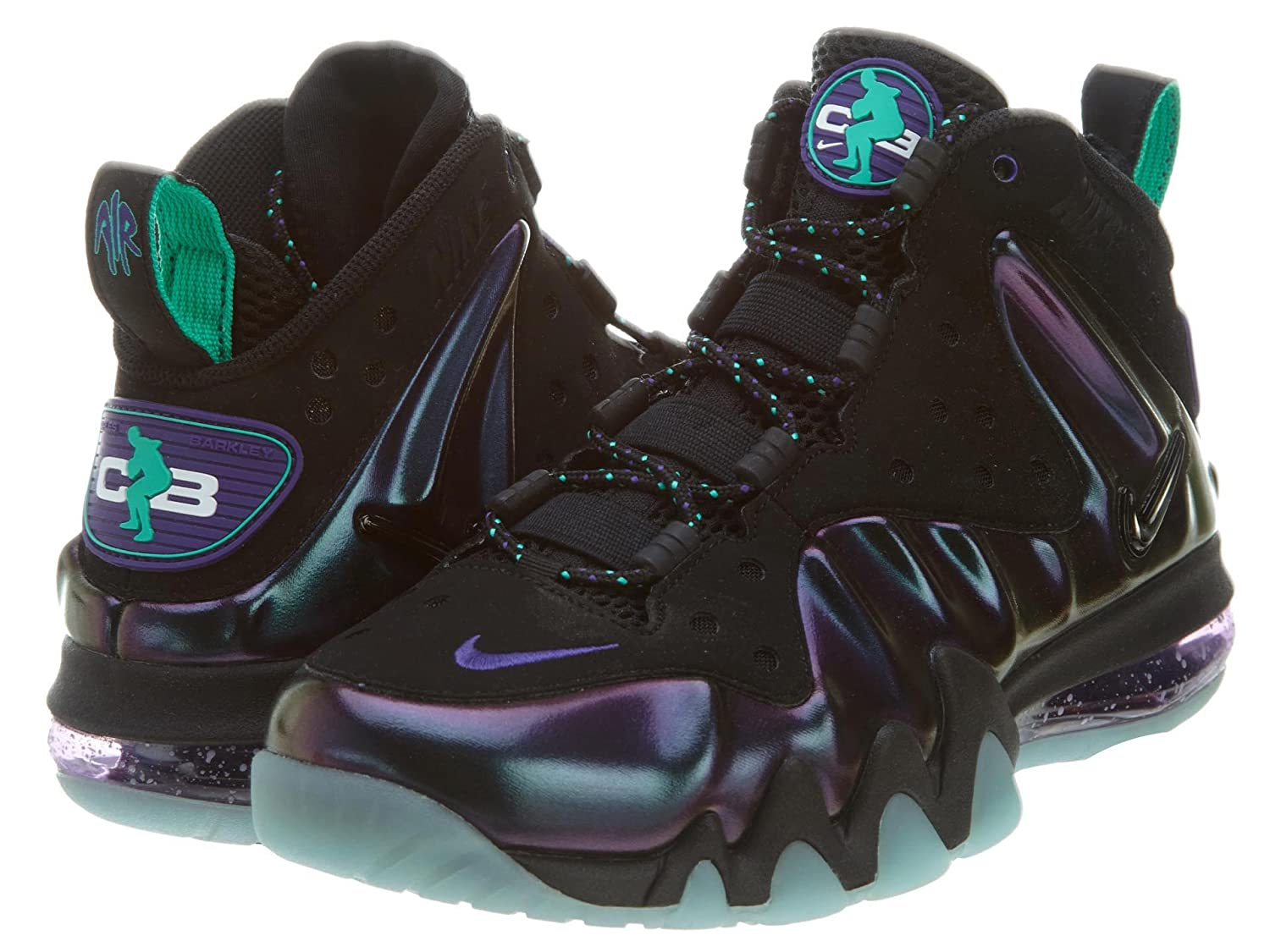 competitive price 10658 871ff Amazon.com   Nike Barkley Posite Max Mens   Basketball