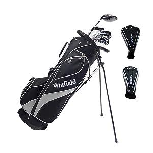Winfield VERTEX Men's Golf Package Set/12-Piece Package