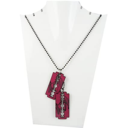 Buy eshoppee designer blade pendant locket chain necklace for man eshoppee designer blade pendant locket chain necklace for man and women altavistaventures Gallery