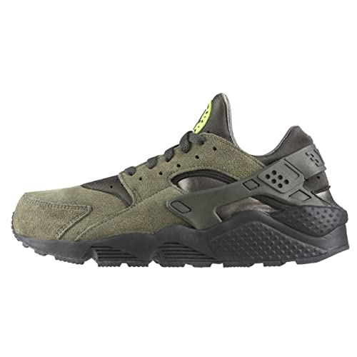 39bfadf55b51 Nike Mens Air Huarache Cargo Khaki Black Trainer Size 6 UK  Amazon ...
