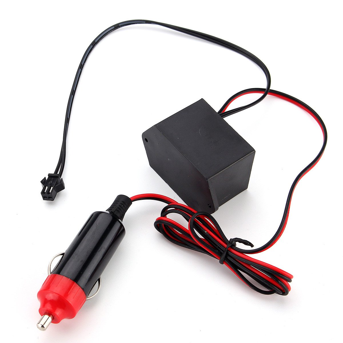 Car Repair Maintenance 12V A5 EL Panel Electroluminescent Cuttable Light with Inverter Paper Neon Sheet Color: Red
