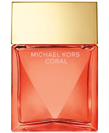 *New Fragrance *Michael Kors Coral 3.4 Oz Eau De Parfume Spray for Women