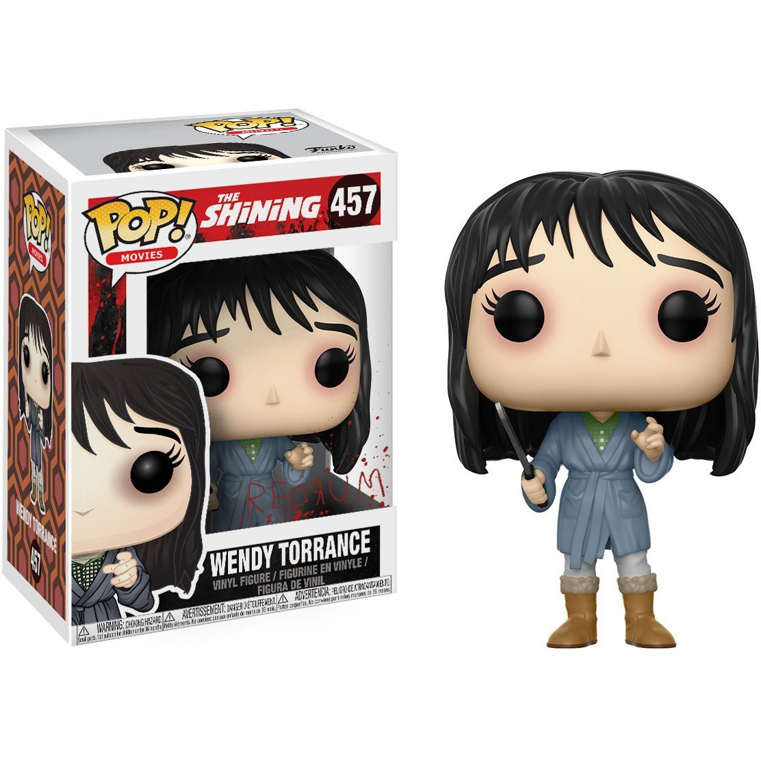 Horreur the Shining 15022 Wendy Torrance Pop Vinyl Figure,