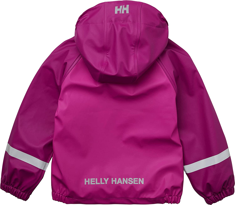 Helly Hansen K Bergen Pu Impermeabile Giacca E Pantaloni Unisex Bambini