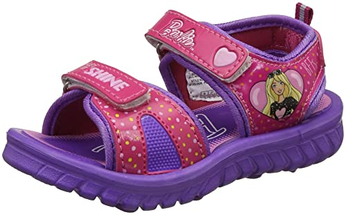 0ed8e3641f17 Barbie Girl s Fashion Sandals  Buy Online at Low Prices in India ...