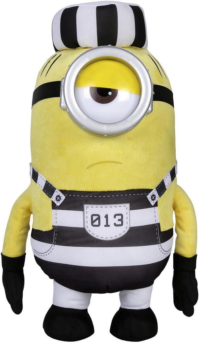 DESPICABLE ME Minion Mel preso de Peluche DM3 9081 (tamaño Grande): Amazon.es: Juguetes y juegos