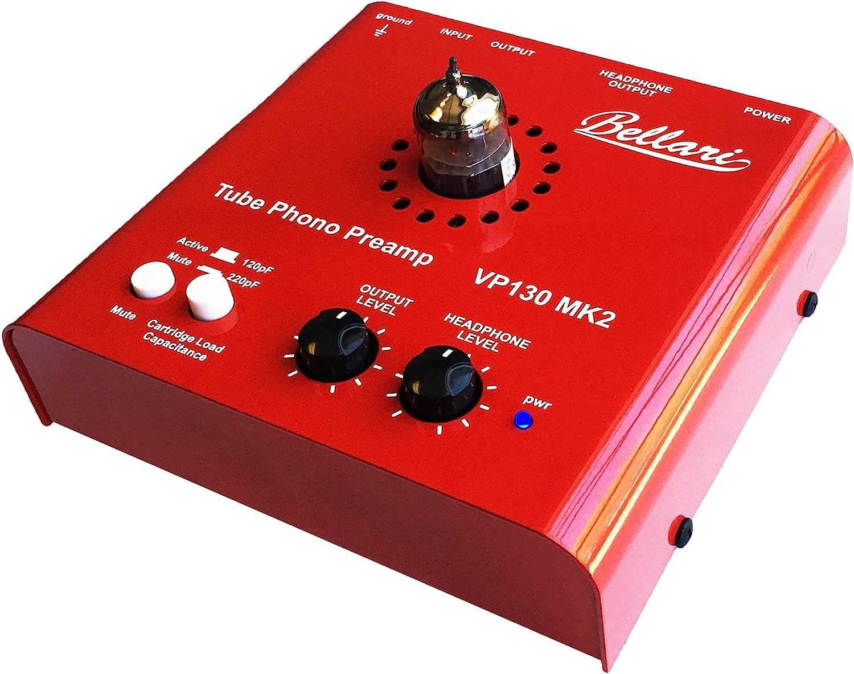 Amazon.com: Bellari VP130 MK2 - Amplificador de auriculares ...