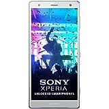 "Sony Xperia XZ2 Unlocked Smartphone - 5.7"" Screen - 64GB - Liquid Silver (US Warranty)"