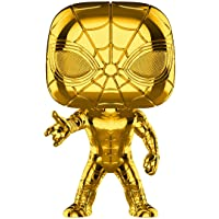 Figurine - Funko Pop - Marvel - Marvel Studios 10 Spider-Man Gold