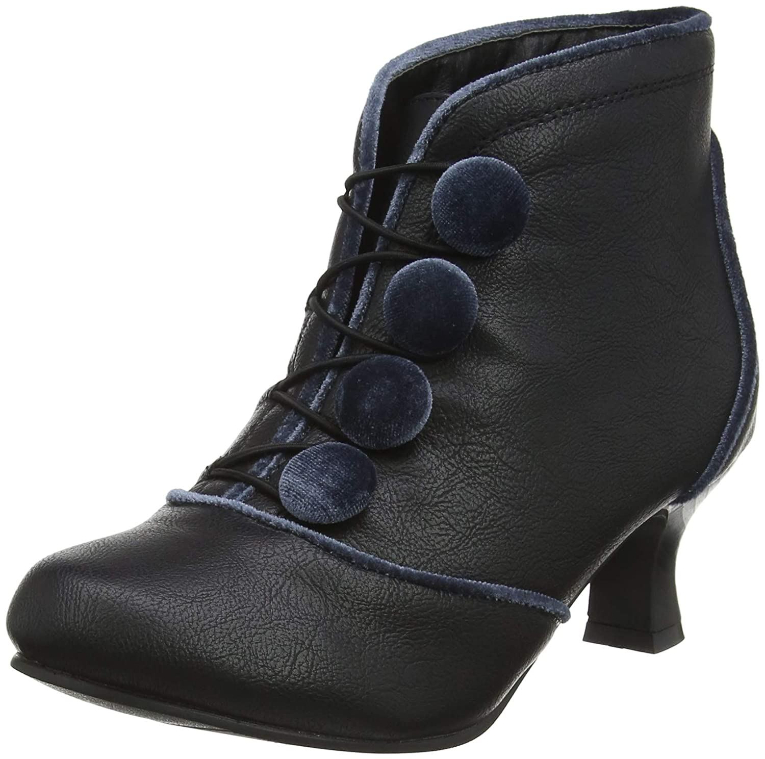 Joe Browns Bewitching Unique Joe Bootees, Bottines Femme Black Bottines (Black (Black A) e424eab - latesttechnology.space