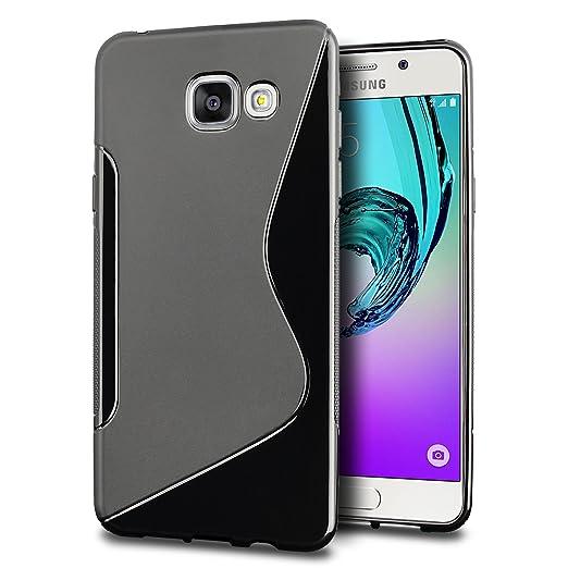 2 opinioni per Cover per Samsung Galaxy A5 2016, SLEO Samsung Galaxy A5 2016 Custodia Silicone