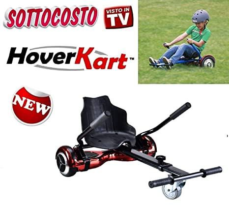 HOVERKART- Asiento para Smart Balance Scooter de 2 ruedas.