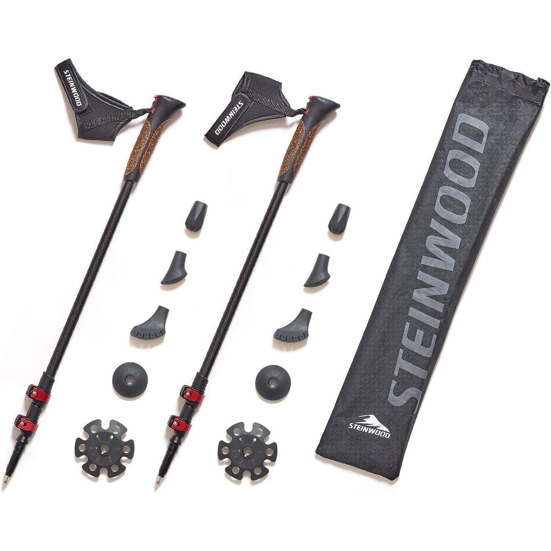 Steinwood Carbon Nordic Walking Stöcke