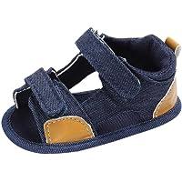 Fossen Verano Niño Bebe Sandalias Suela Blanda Zapatos de Lona