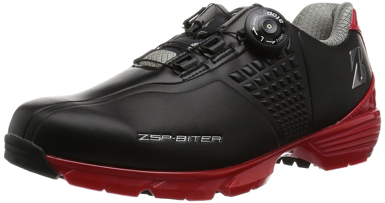[ブリヂストンゴルフ]BRIDGESTONE GOLF ゴルフシューズ ゼロスパイク バイター ツアー SHG650 B01FF9JSCG 25.5 cm 3E ブラック