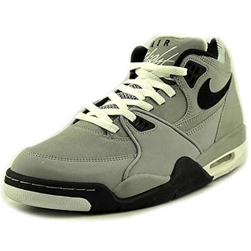 huge discount 62210 1070c Nike Air Flight 89 Mens Basketball Shoes 306252-006 Wolf Grey 10.5 M US,