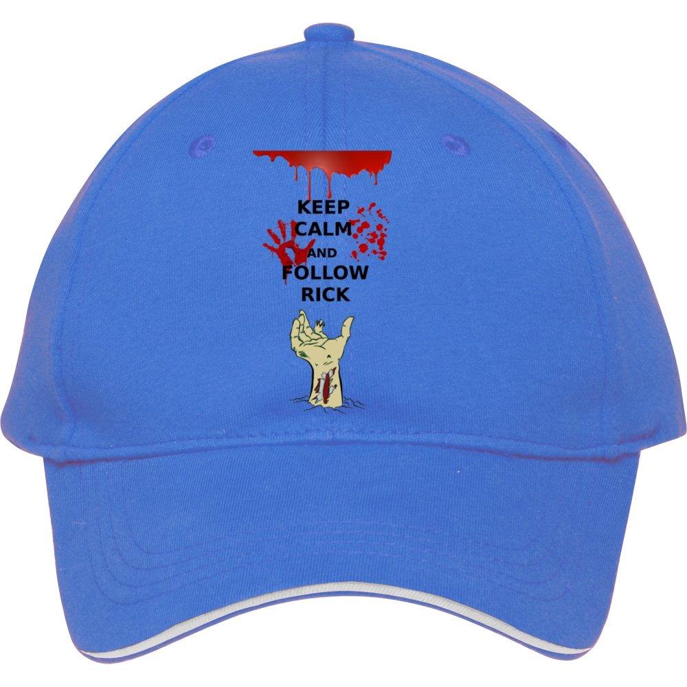 Hot Newmale/female Followrick2 Adjustable Baseball Snapback Cap /hats Kelvigibbs Cotton