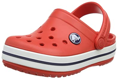 Crocs Unisex Crocband Kids Clogs  Amazon.co.uk  Shoes   Bags 7623f581bc7