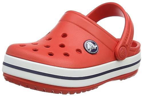 88504228 Crocs Crocband Kids, Zuecos Unisex Niños