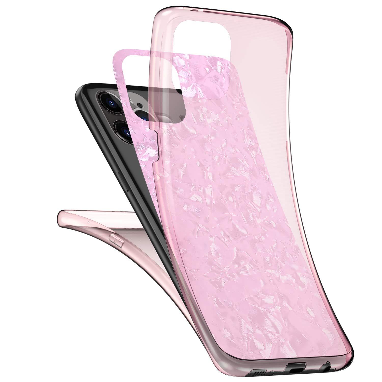 Cas de téléphone fil 17mm Coque iPhone 11