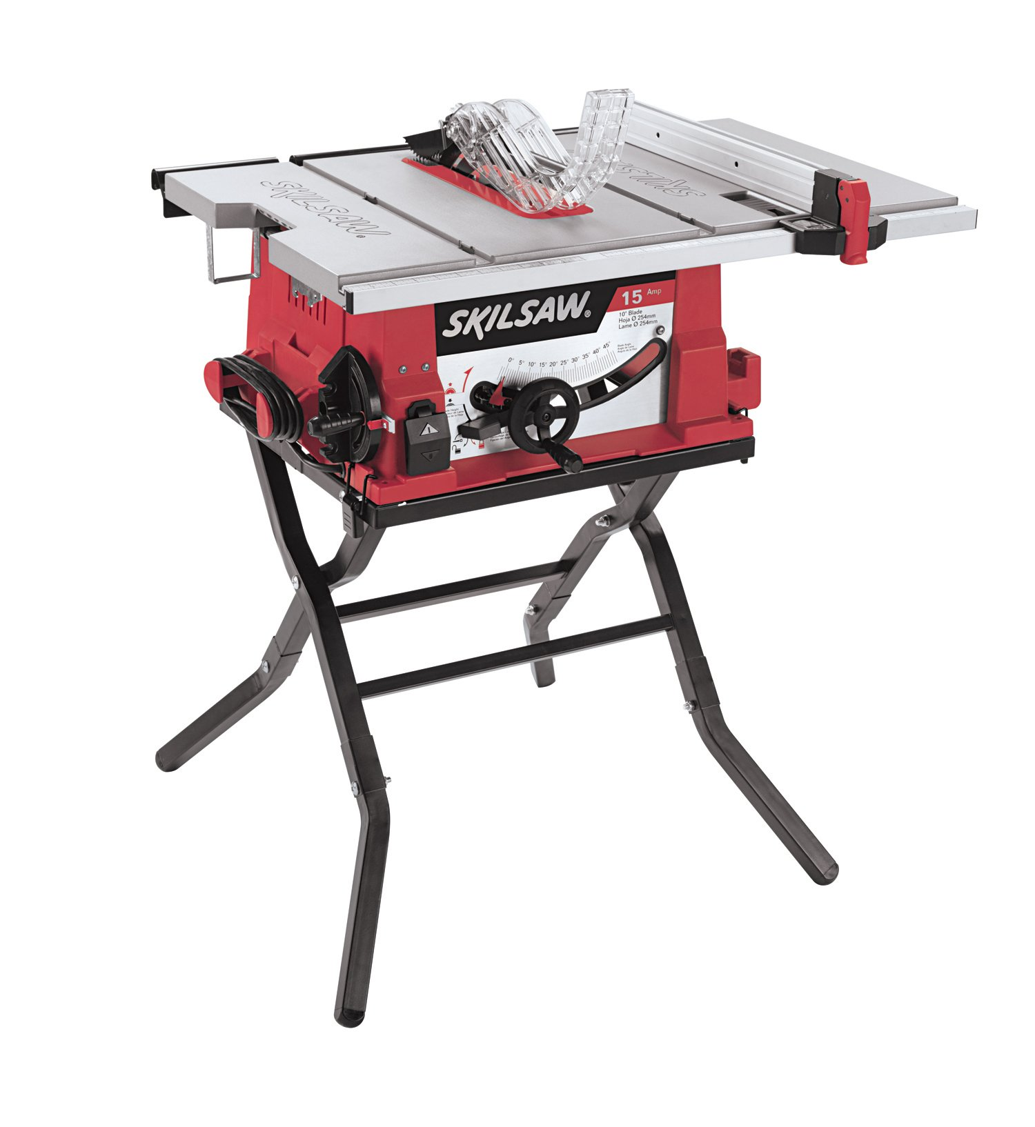 SKIL 3410-02 10-Inch Table Saw with Folding Stand by SKILSAW
