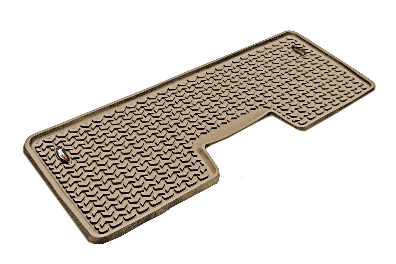 Rugged Ridge All-Terrain 82902.03 Black Front Row Floor Liner For Select Ford F-150 Models