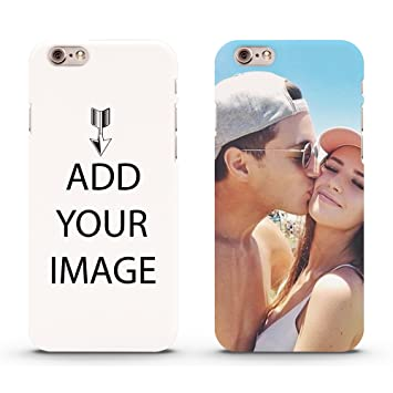 competitive price faa66 f234d Personalise Custom iPhone 6/6s Case Cover, Make Design Create Your Own  Print Online DIY Collage Monogram Text Logo HD Photos Image Picture  Initials ...