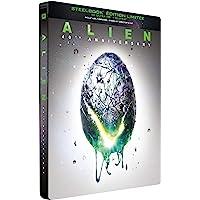 Alien [4K Ultra HD SteelBook 40ème Anniversaire]