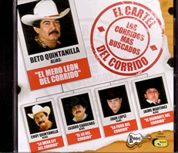 VARIOUS - El Cartel Del Corrido - Amazon.com Music