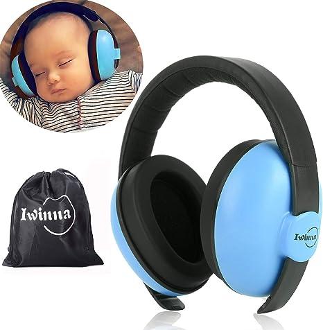 Kids Ear Defenders Blue