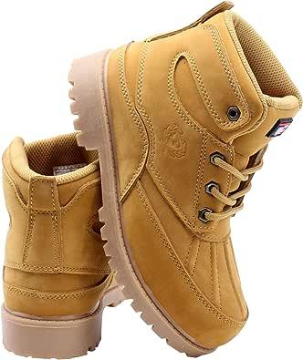 PHAT ATHLETIC Kids Post P Boot (Little Kid) - Wheat