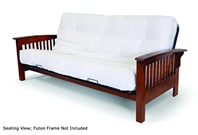 Artiva USA Home Deluxe 8-Inch Futon Sofa Mattress