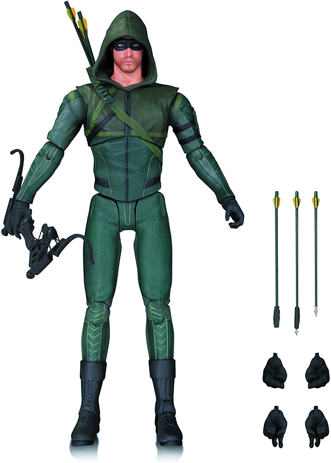 Arrow malcolm merlyn figure DC Collectibles tv show SEP150340