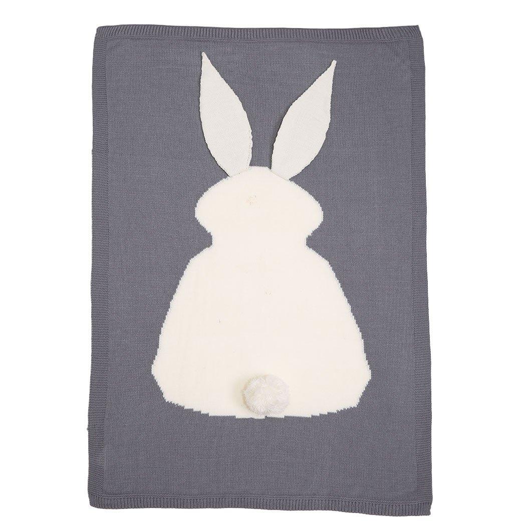 安価 MIOIMベビー男の子女の子秋Air B07F8MYMF3 Conditioning Conditioning Rabbit BunnyニットスリープBlanket Rabbit B07F8MYMF3, ヤマクラ:8afe3906 --- a0267596.xsph.ru
